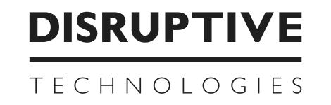 Discruptive Technologies