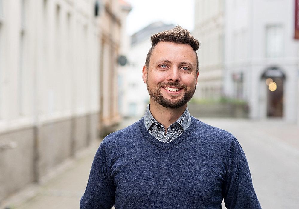Andreas Gullberg Larsen