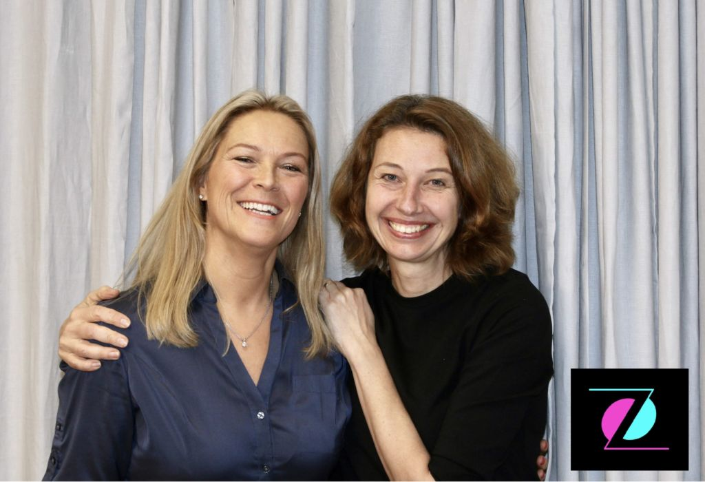 Marianne Styrman og Silvija Seres