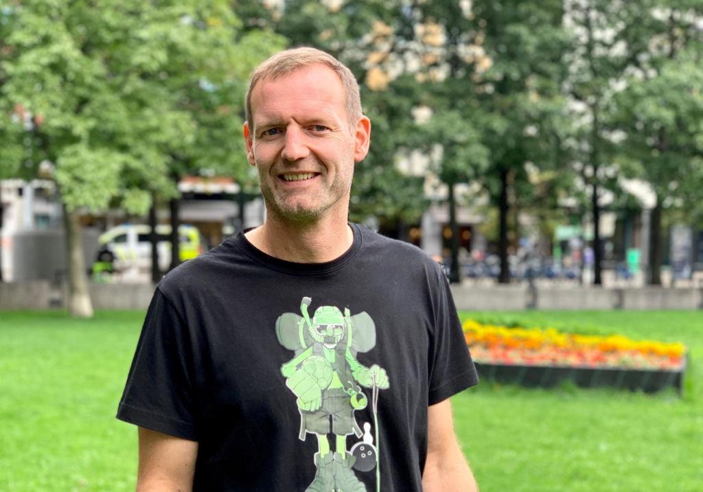 Ivar André Moene, Webstep