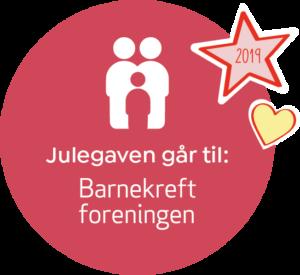 Julegaven 2019 går til Barnekreftforeningen