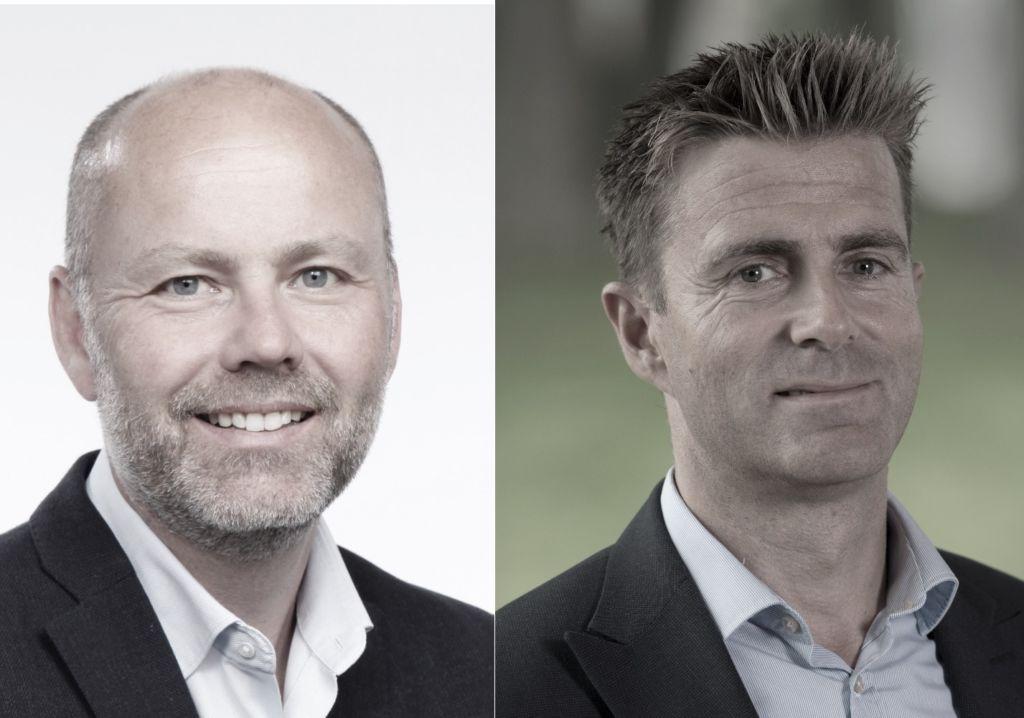 Ken Roar Riis og Per Arve Ekle