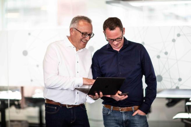 Endringspartneren Webstep skaper verdi i nyskapende samspill mellom mennesker og teknologi. Digital transformasjon øker etterspørselen etter tjenestene våre.