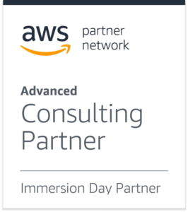 AWS partner network –Advanced Consulting Parter –Immersion Day Partner