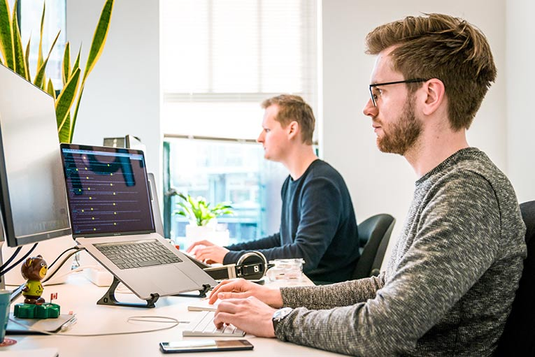 I Webstep anvender vi utviklingsmetoder som sikrer kvalitet, effektivitet og konsistens i tjenestene vi leverer.